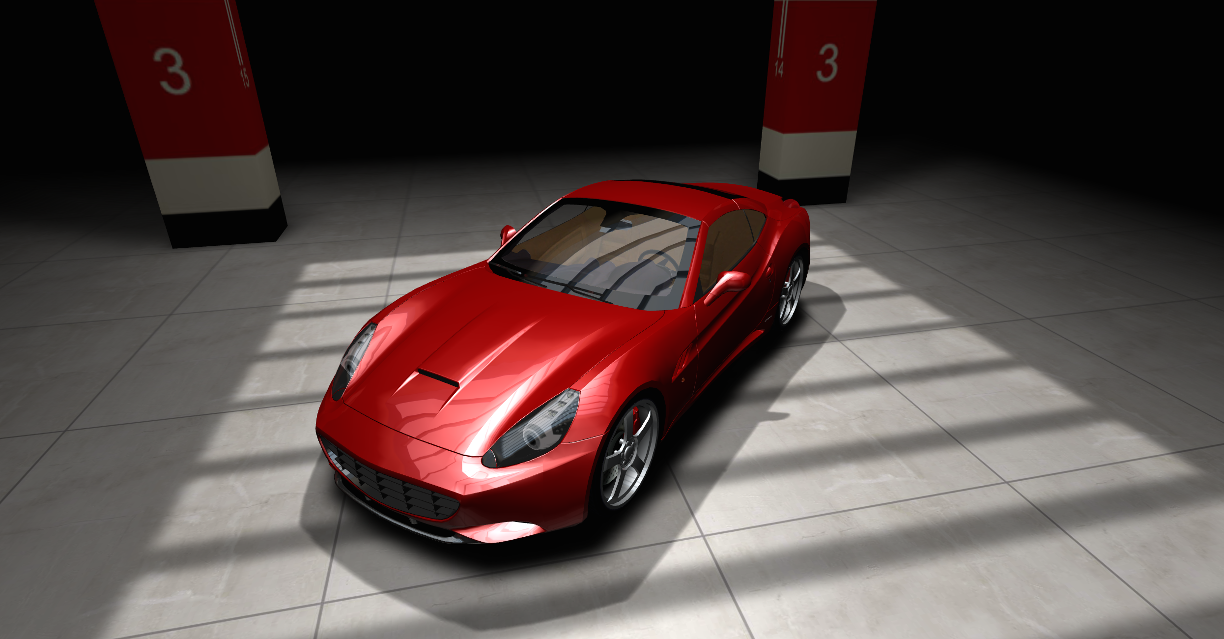 Car Visualizer application by Plus 360 Degrees, ported to run on top of Qt Canvas3D.
