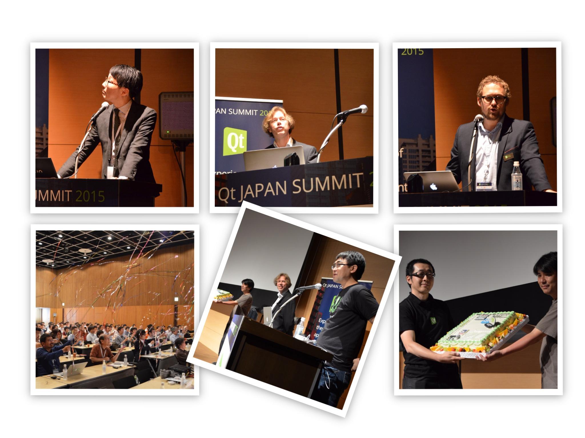 QtJS Keynotes Collage