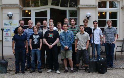 KOffice Code Sprint summer 2010