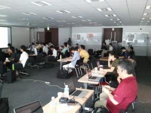 Qt 名古屋勉強会の様子