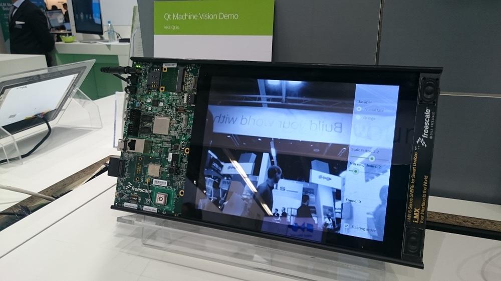 Qt Machine Vision - OpenCV