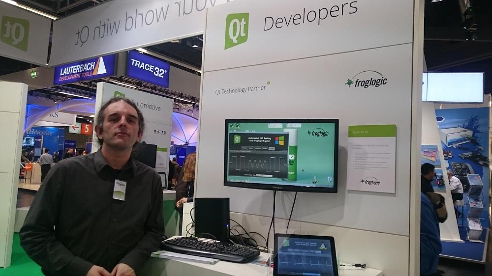 Testing tool -Qt Partner Froglogic