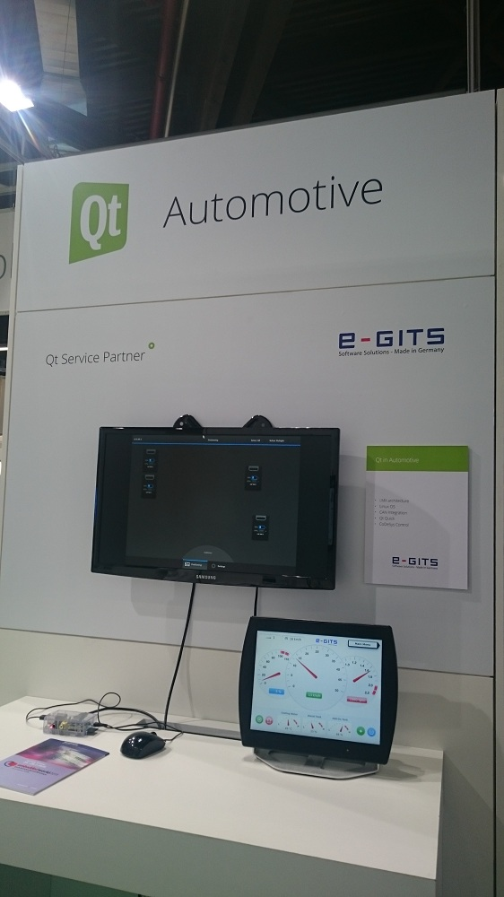 Automotive - Qt Partner - e-Gits