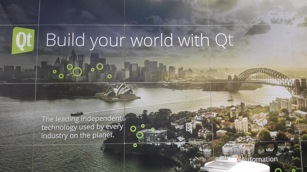 Qt Embedded World 2015