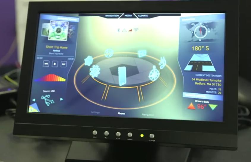 Automotive - Qt Partner ICS