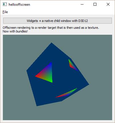Qt and Direct3D 12 - First Encounter - Qt Blog