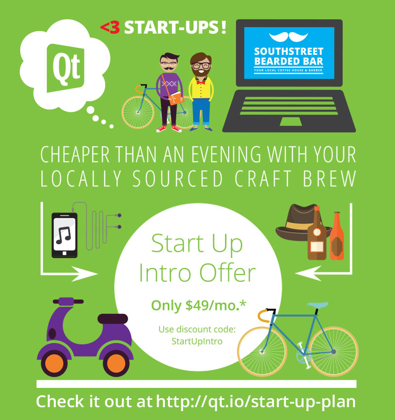 Qt + Start-Ups = Awesome ! - Qt Blog